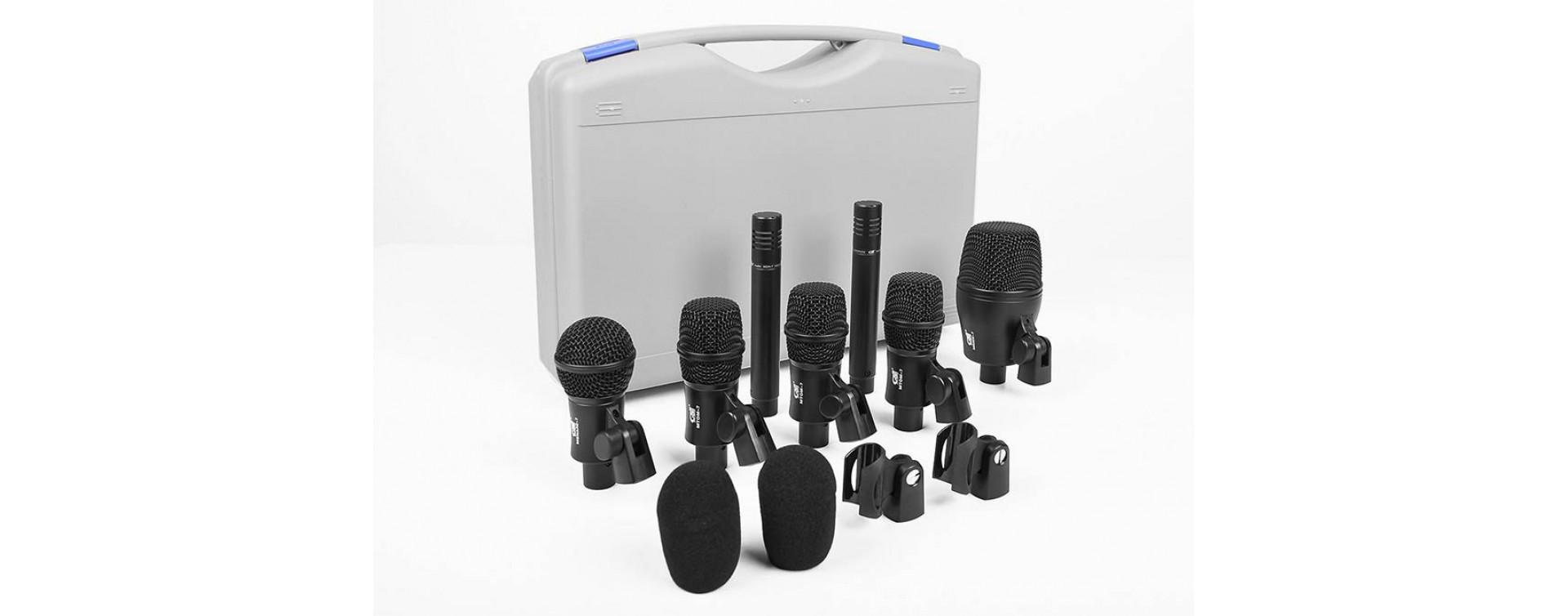 Mikrofóny na bicie