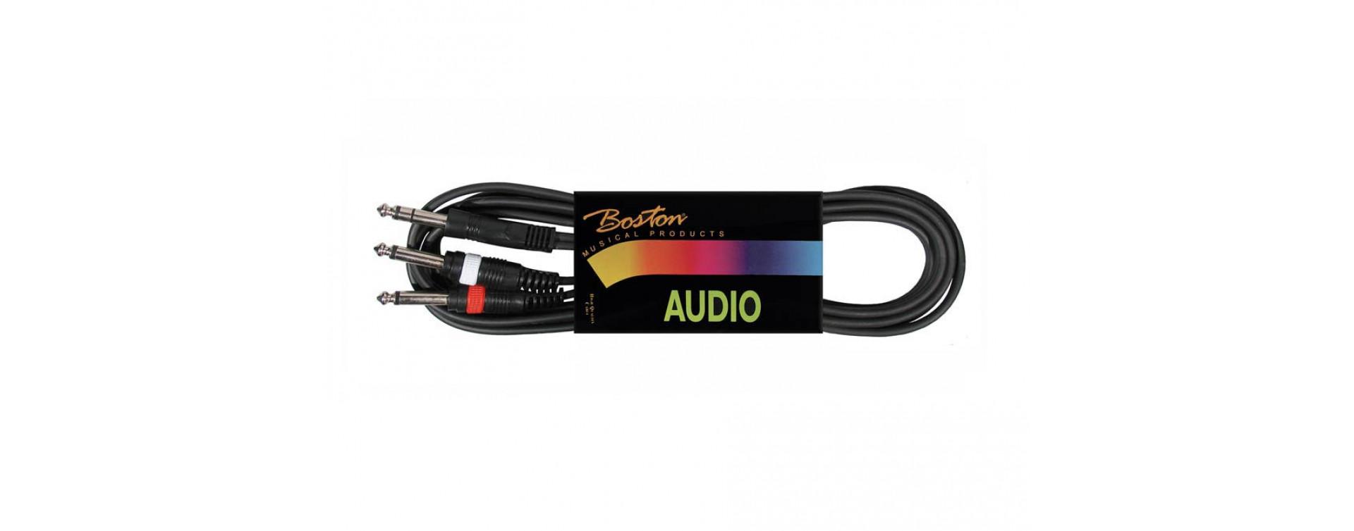 Audio káble