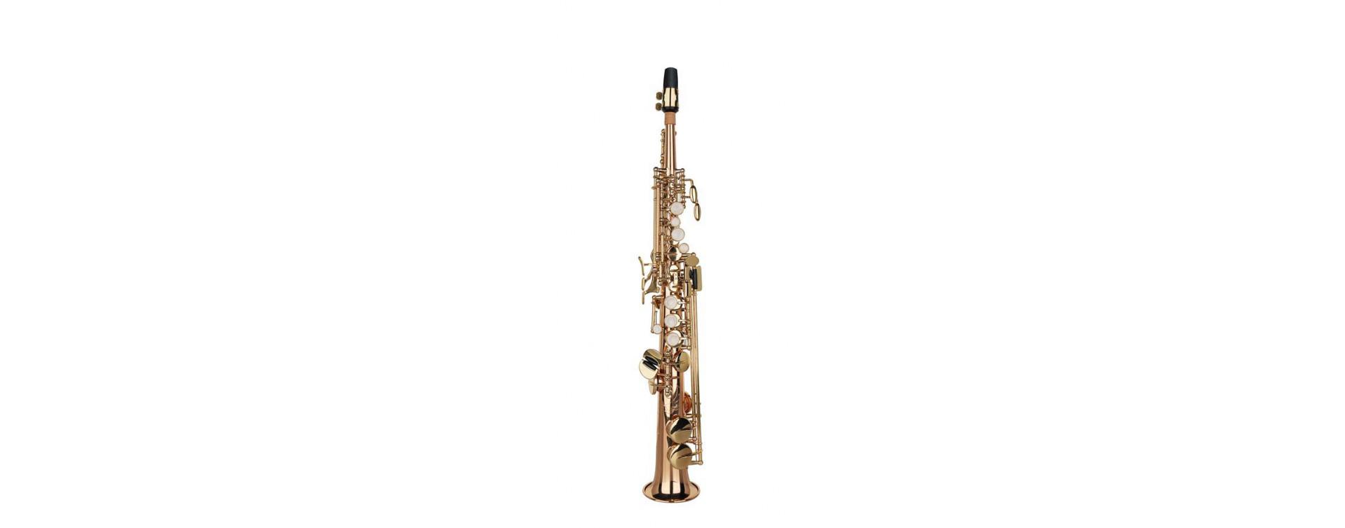 Sopraninové saxofóny