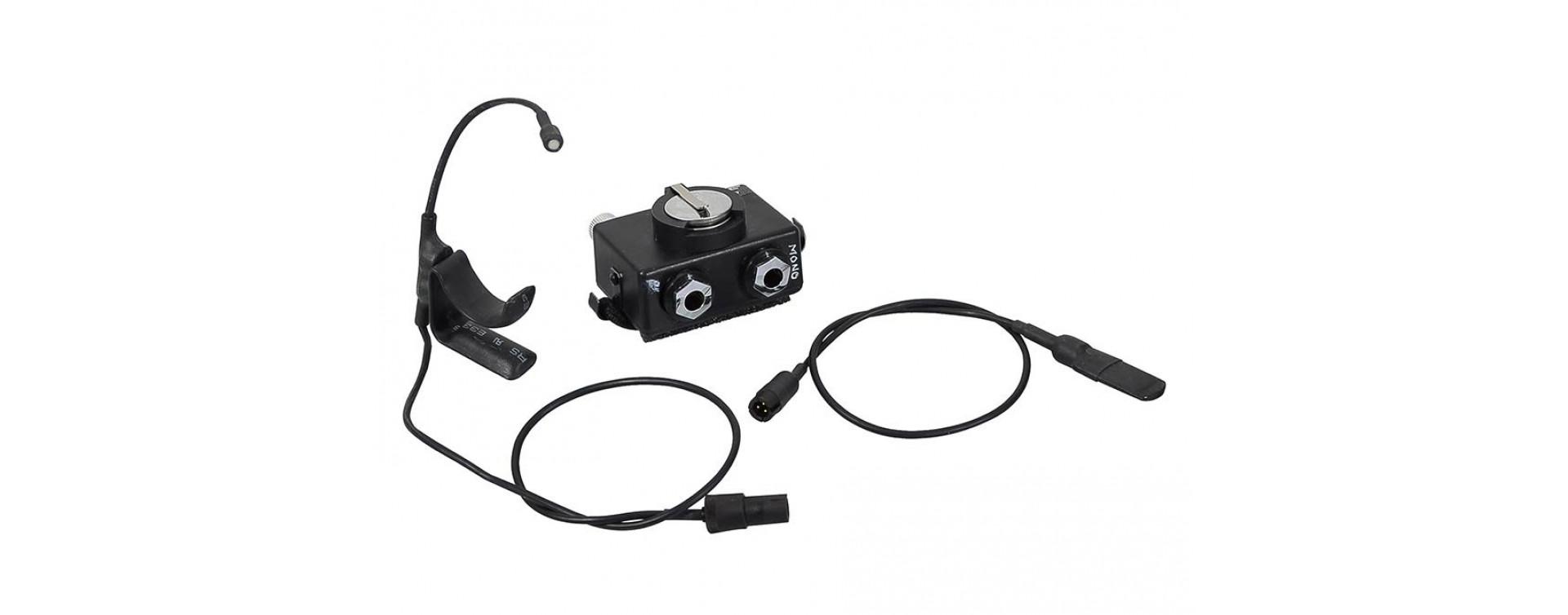 Snímače a mikrofóny
