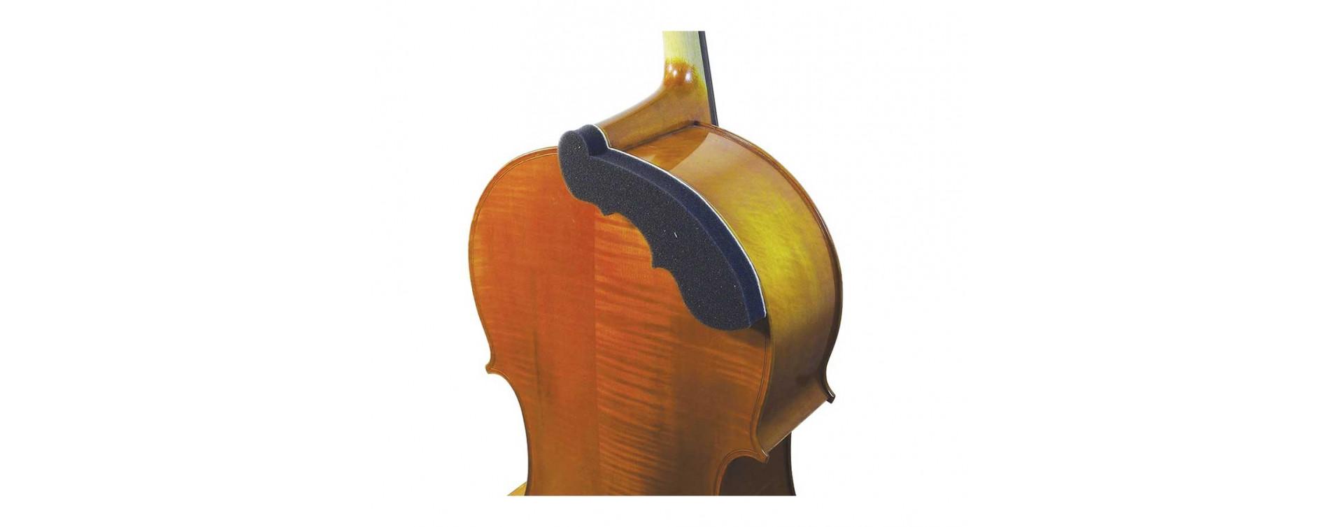 Ramenné opierky na violončelá