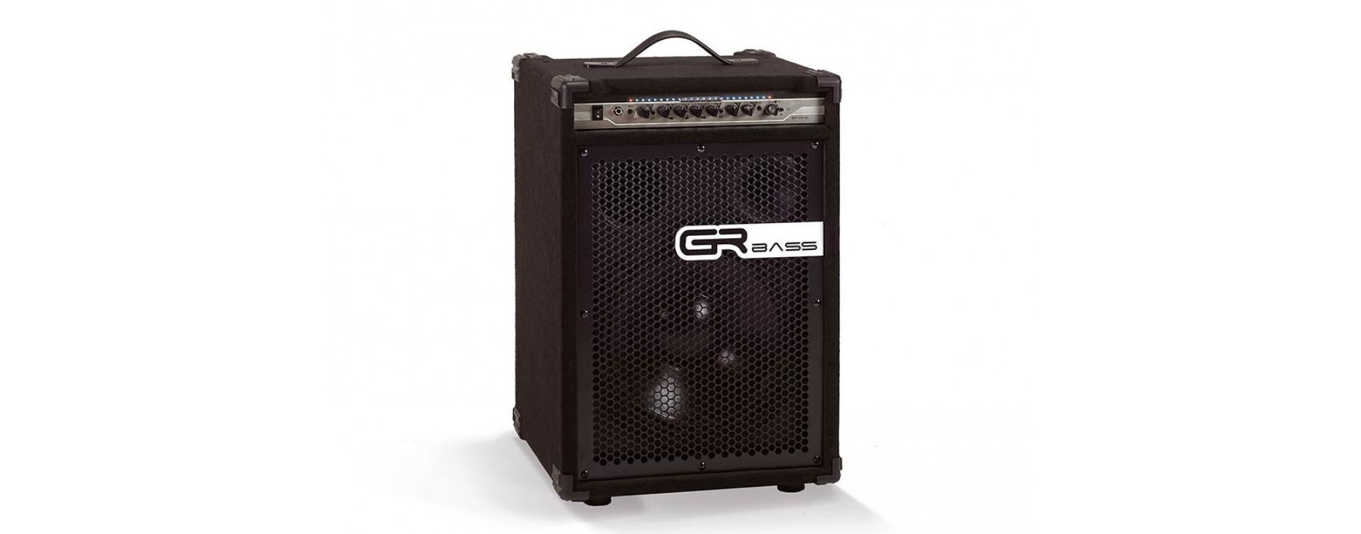 Zosilňovače, kombá a reproboxy na elektrické basgitary