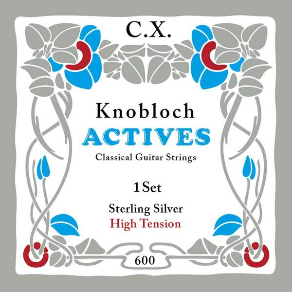 Knobloch Sterling silver CX 600KAS