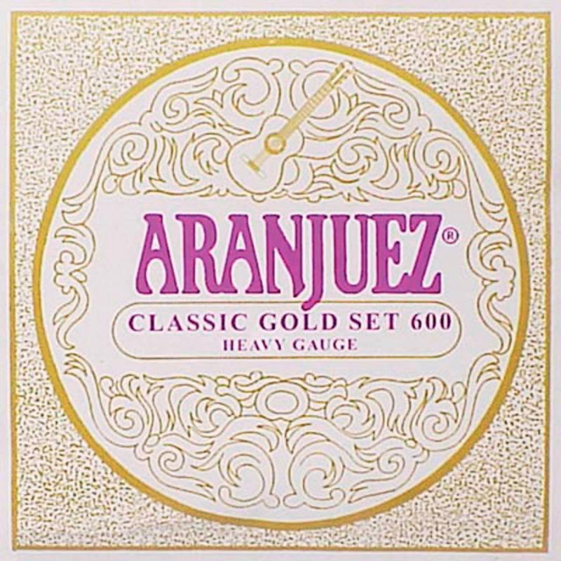 Aranjuez Classic Gold AR-600