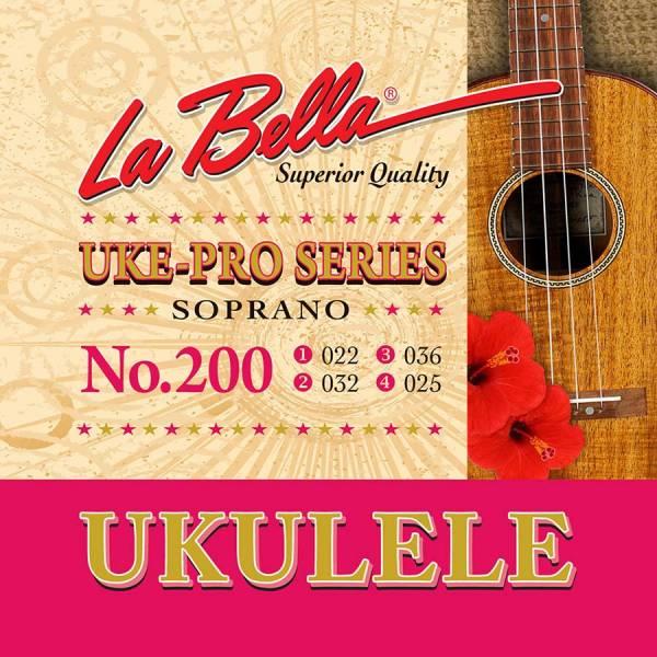 LaBella Uke-Pro L-200