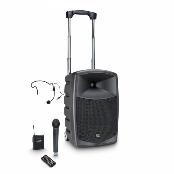 LD Systems ROADBUDDY 10 HBH 2 B6