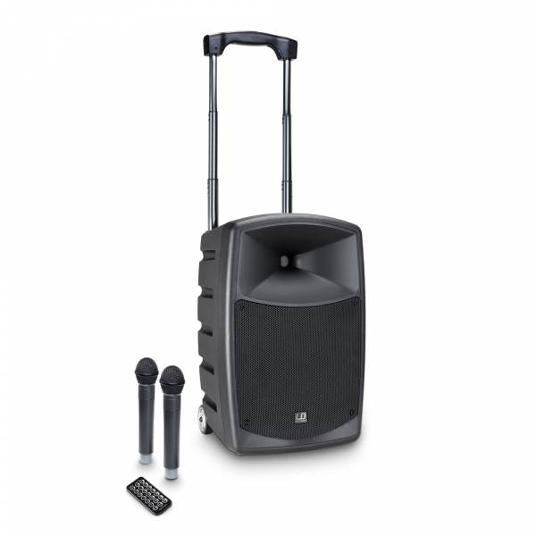 LD Systems ROADBUDDY 10 HHD 2 B5