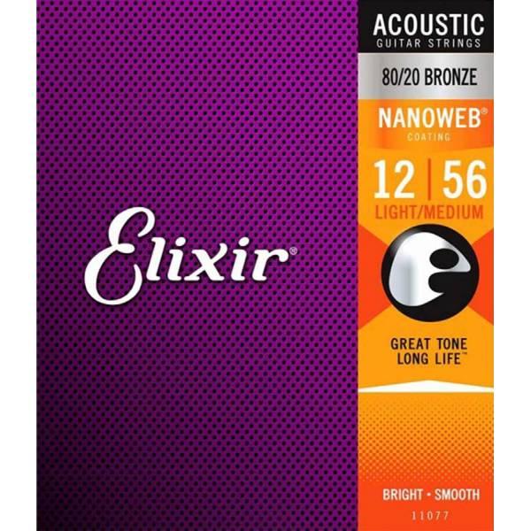 Elixir Nanoweb EL-11077