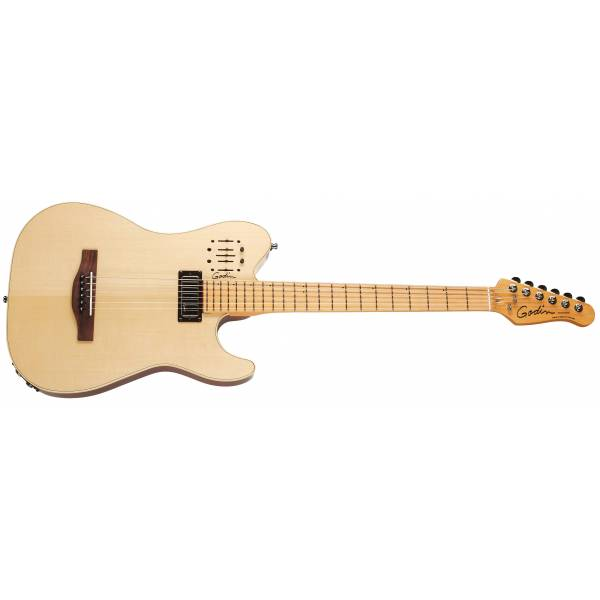 GODIN Acousticaster 6 Deluxe MN