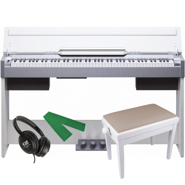 Pianonova El Clasico White SET