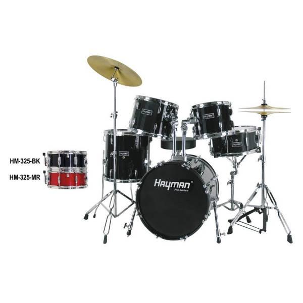 Hayman Pro HM-325-BK