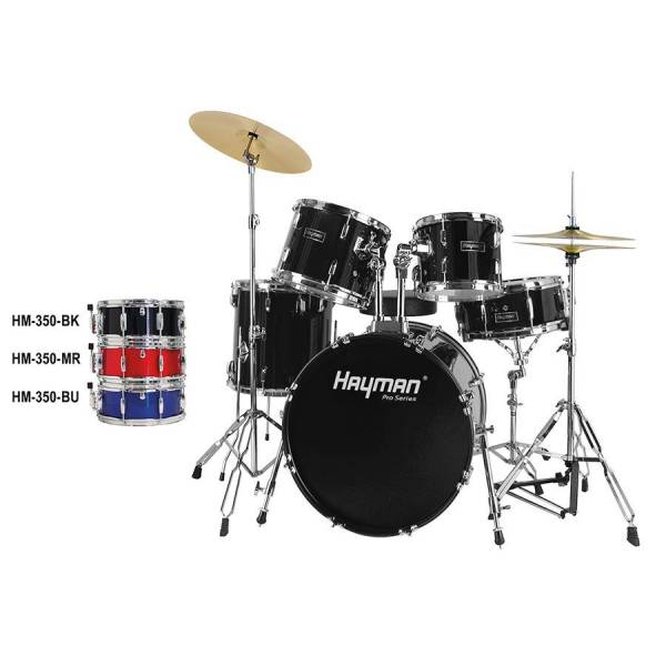 Hayman Pro HM-350-BK