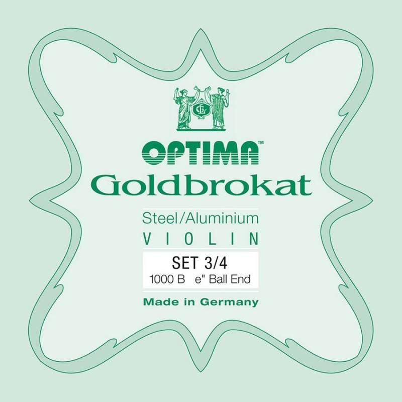 Optima Goldbrokat 1000-34