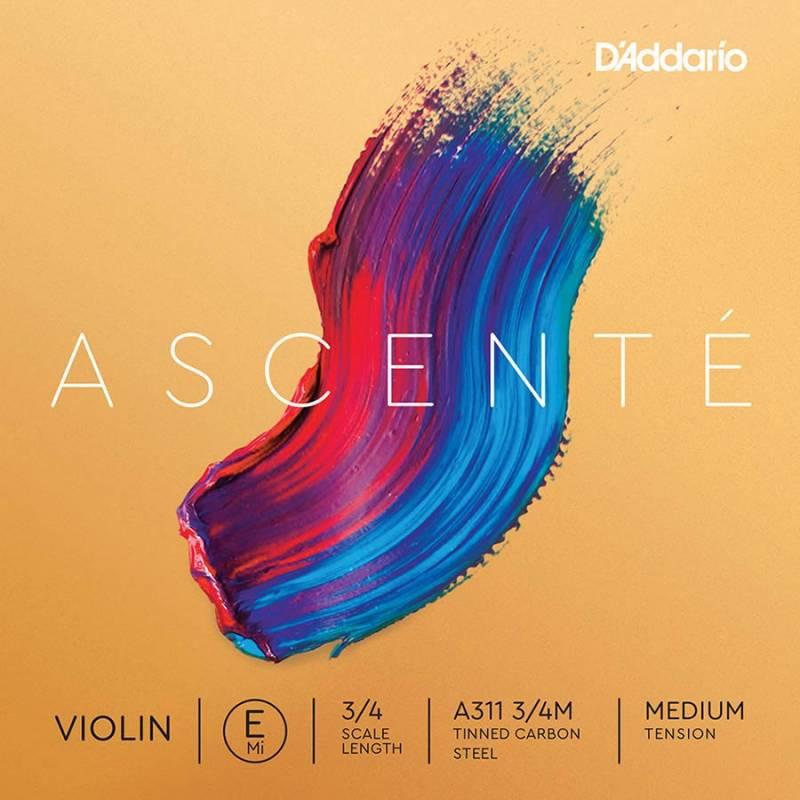 D'Addario Ascenté A311-34M