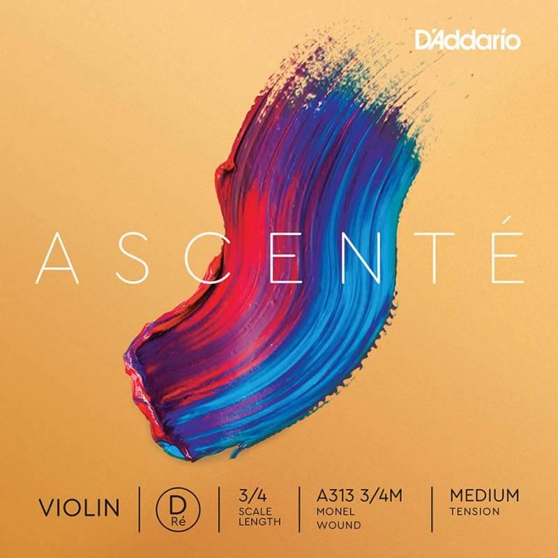 D'Addario Ascenté A313-34M