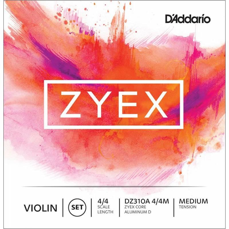 D'Addario Zyex DZ310A-44M