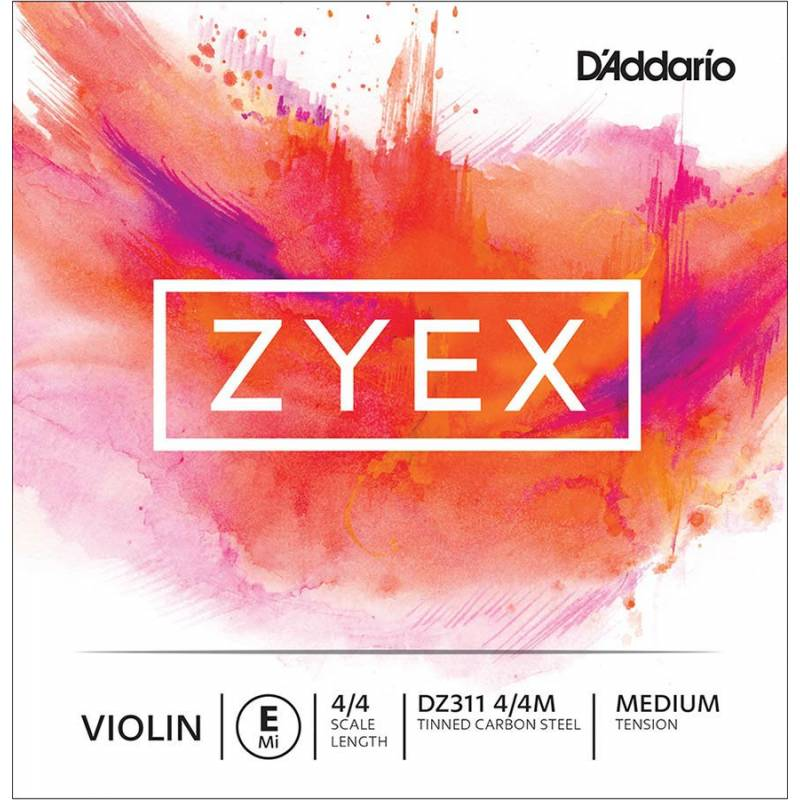 D'Addario Zyex DZ311-44M