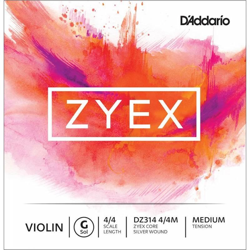 D'Addario Zyex DZ314-44M