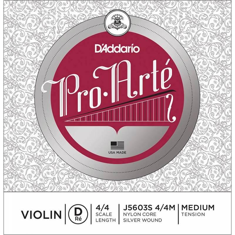 D'Addario Pro Arte Bowed J5603S-44M