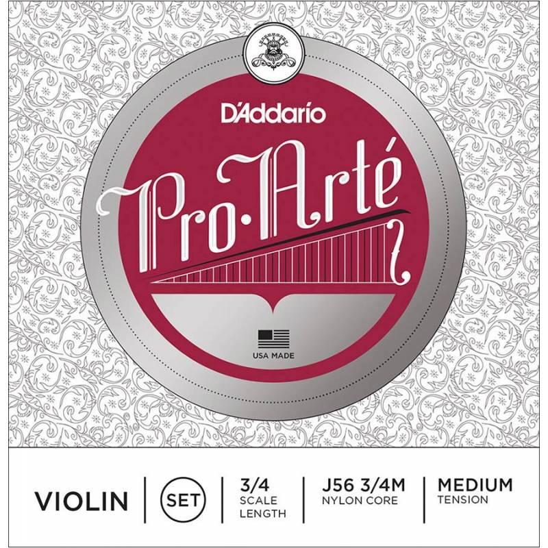 D'Addario Pro Arte Bowed J56-34M