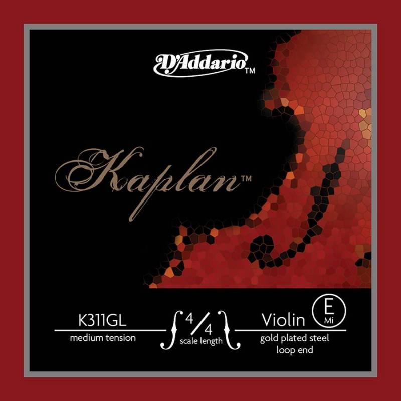 D'Addario Kaplan Gold K311GL-44M