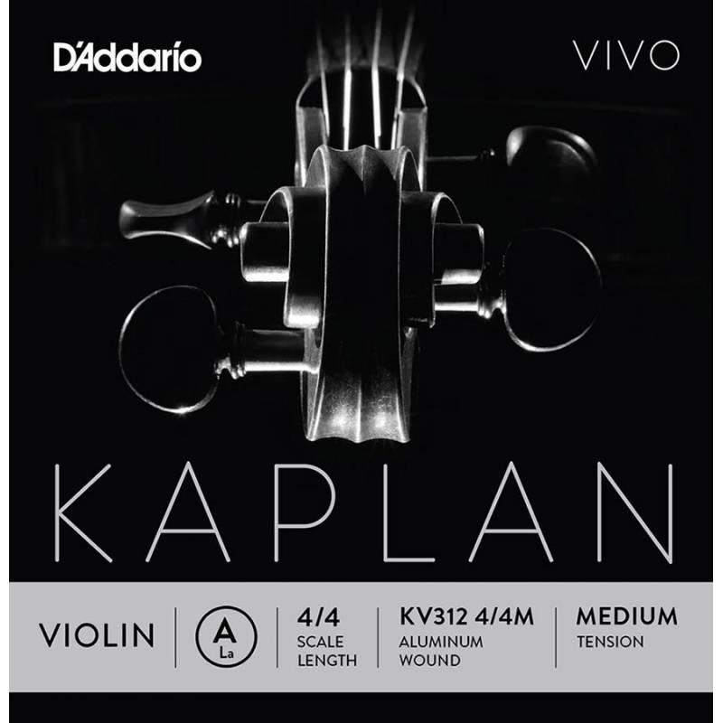 D'Addario Kaplan Vivo KV312-44M
