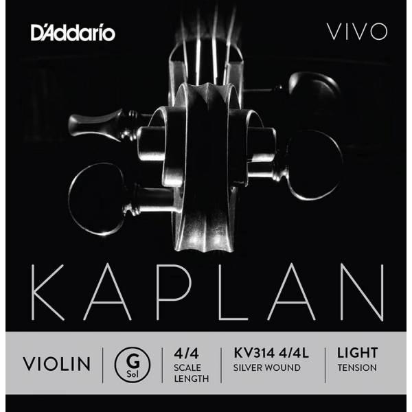 D'Addario Kaplan Vivo KV314-44L