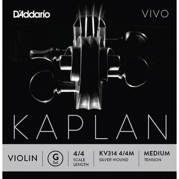 D'Addario Kaplan Vivo KV314-44M