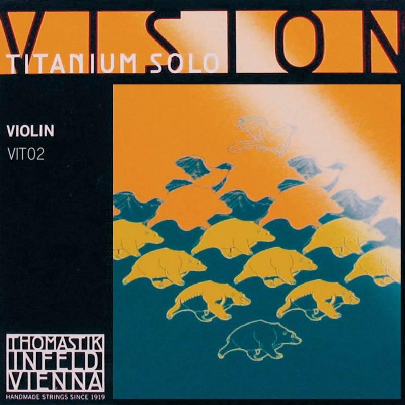 Thomastik Vision Titanium Solo VIT-02