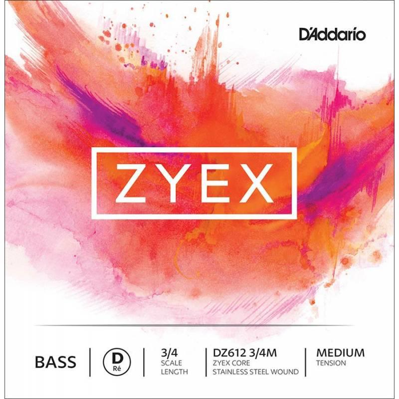 D'Addario Zyex DZ612-34M