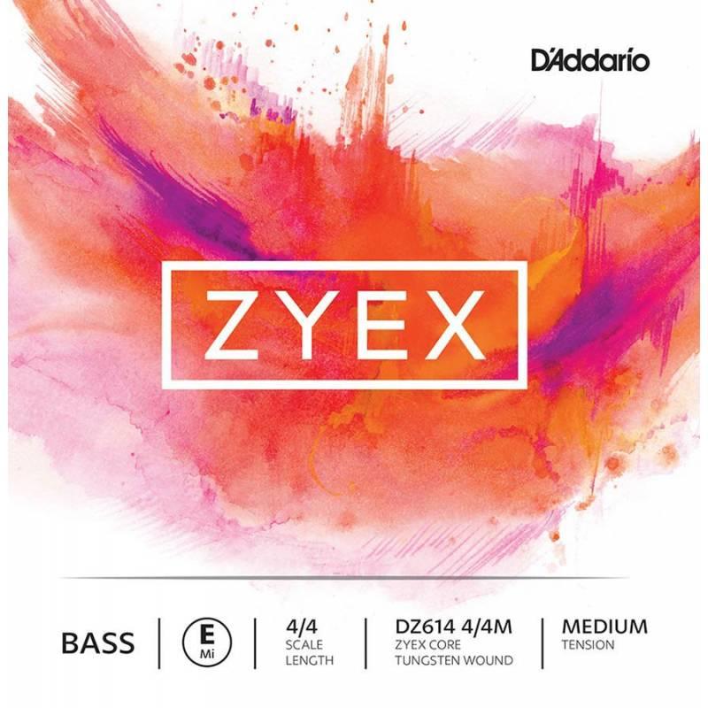 D'Addario Zyex DZ614-44M