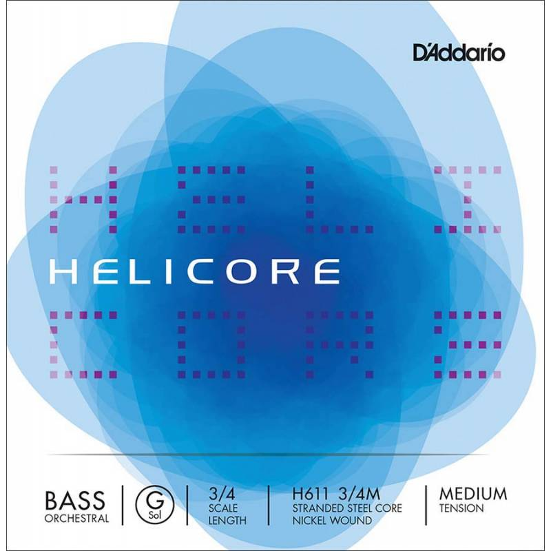 D'Addario Helicore Orchestral H611-34M