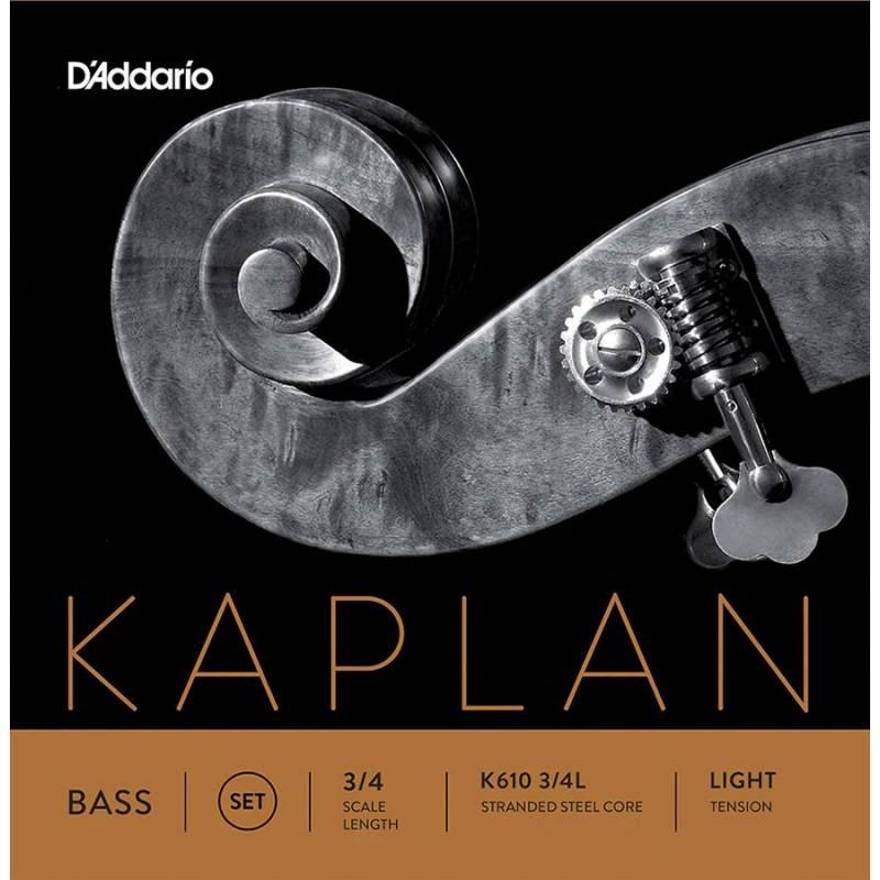 D'Addario Kaplan K610-34L