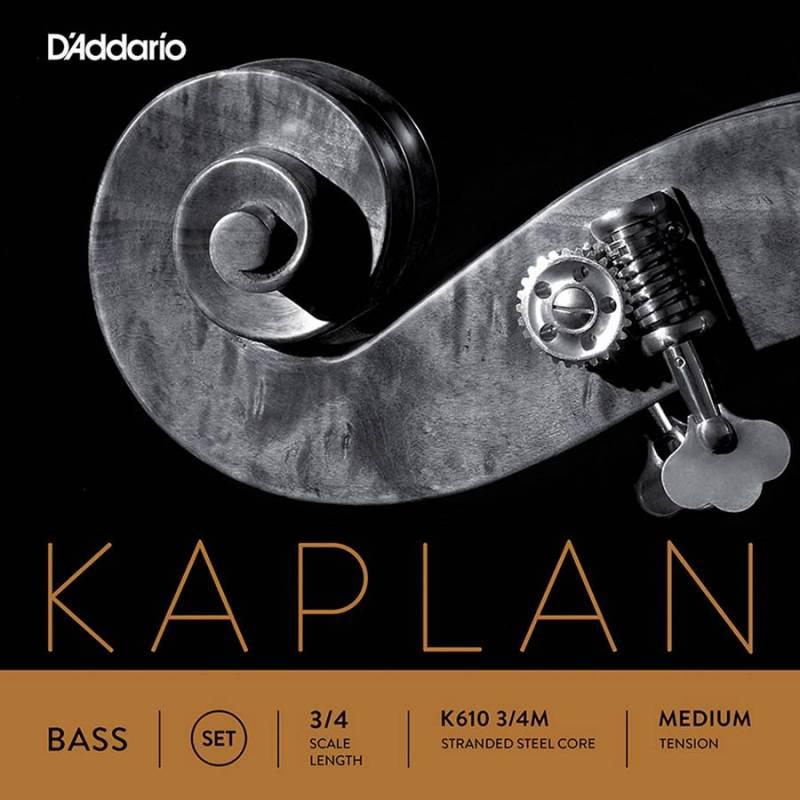 D'Addario Kaplan K610-34M