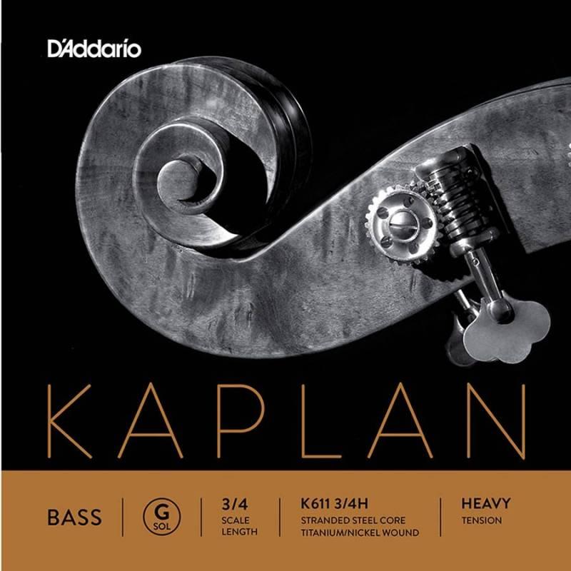 D'Addario Kaplan K611-34H