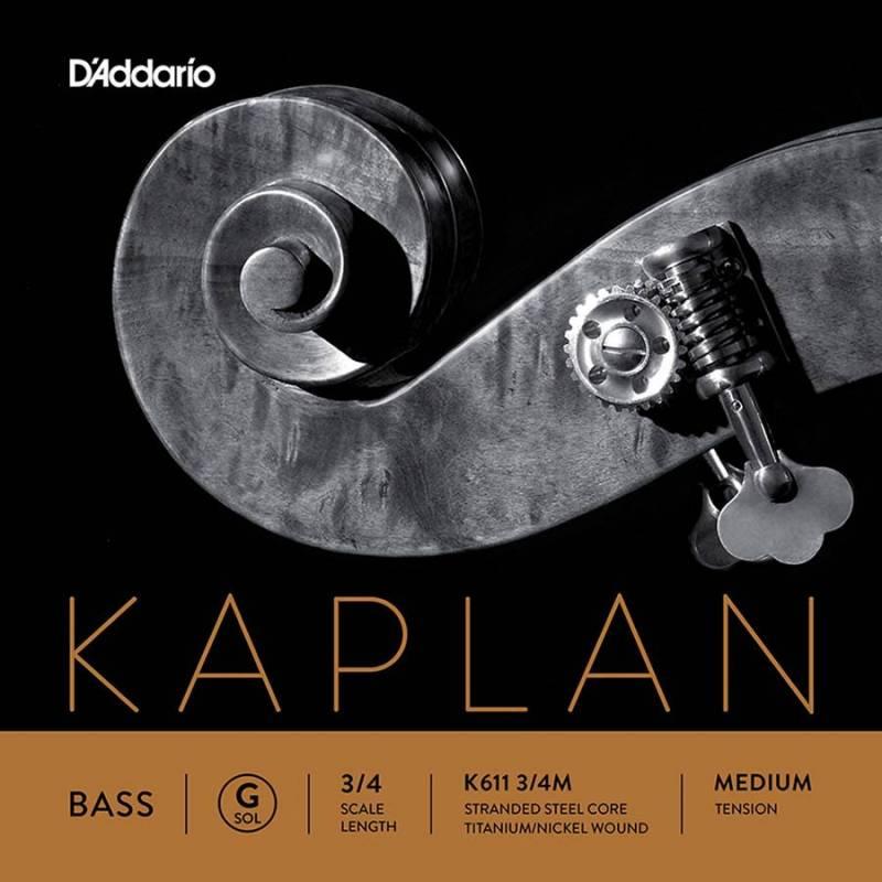D'Addario Kaplan K611-34M