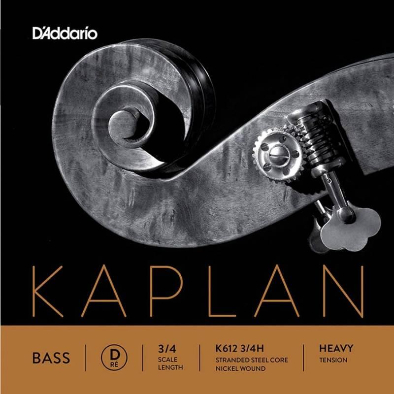 D'Addario Kaplan K612-34H
