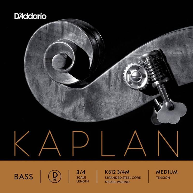 D'Addario Kaplan K612-34M
