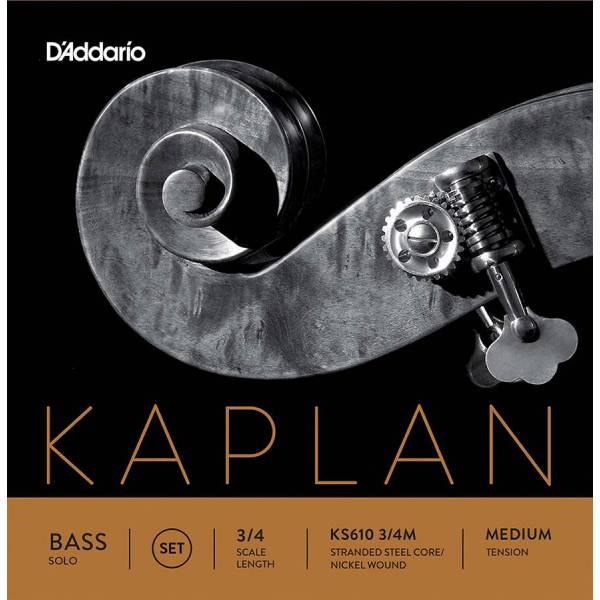 D'Addario Kaplan Solo KS610-34M