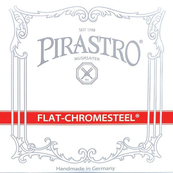 Pirastro Flat Chromesteel P342020