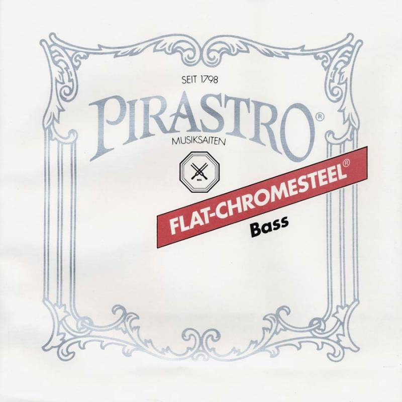 Pirastro Flat Chromesteel P342300