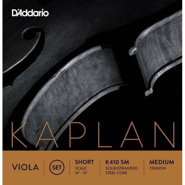 D'Addario Kaplan Forza K410-SM