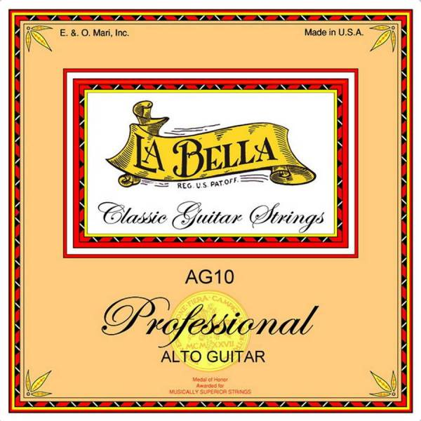 LaBella Multi-Size Guitars L-AG10