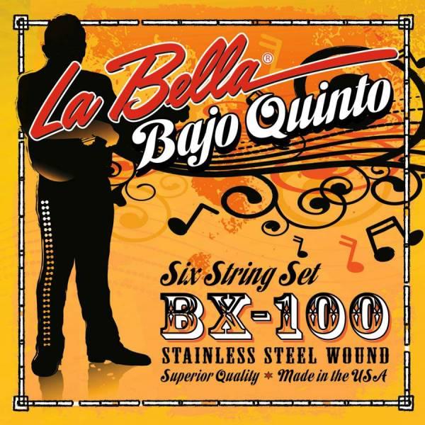 LaBella World Folk L-BX100