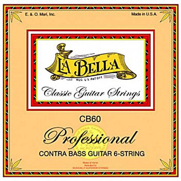 LaBella Multi-Size Guitars L-CB60