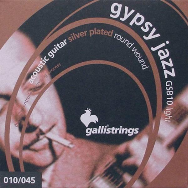 Galli Gypsy Jazz GSB-10