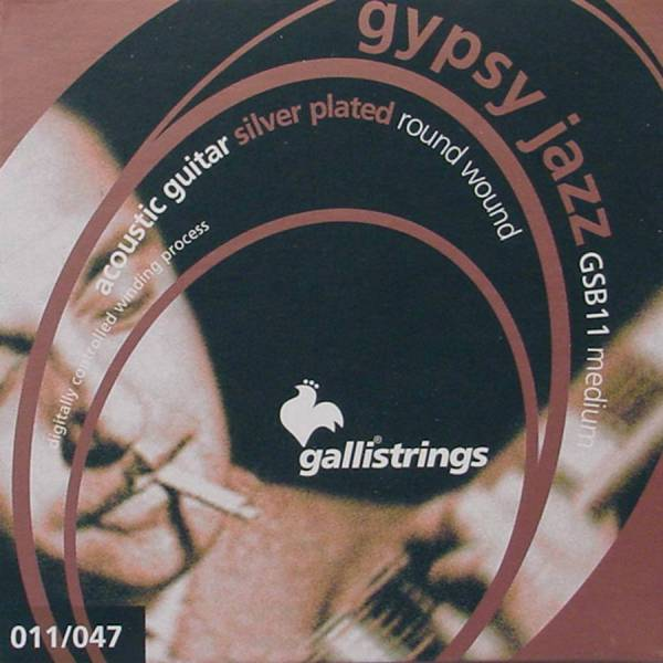 Galli Gypsy Jazz GSB-11