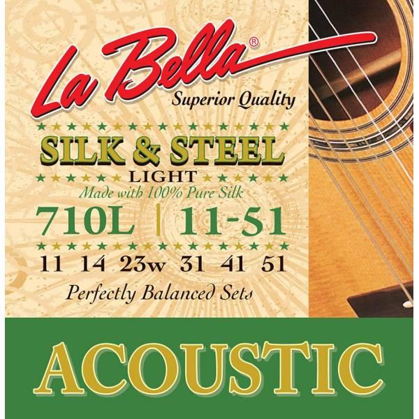 LaBella Silk & Steel L-710L