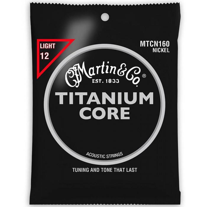 Martin Titanium Core Acoustic MTCN160