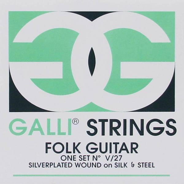 Galli Folk Guitar V-27